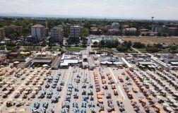 Spiaggia Hotel Atlas Cesenatico