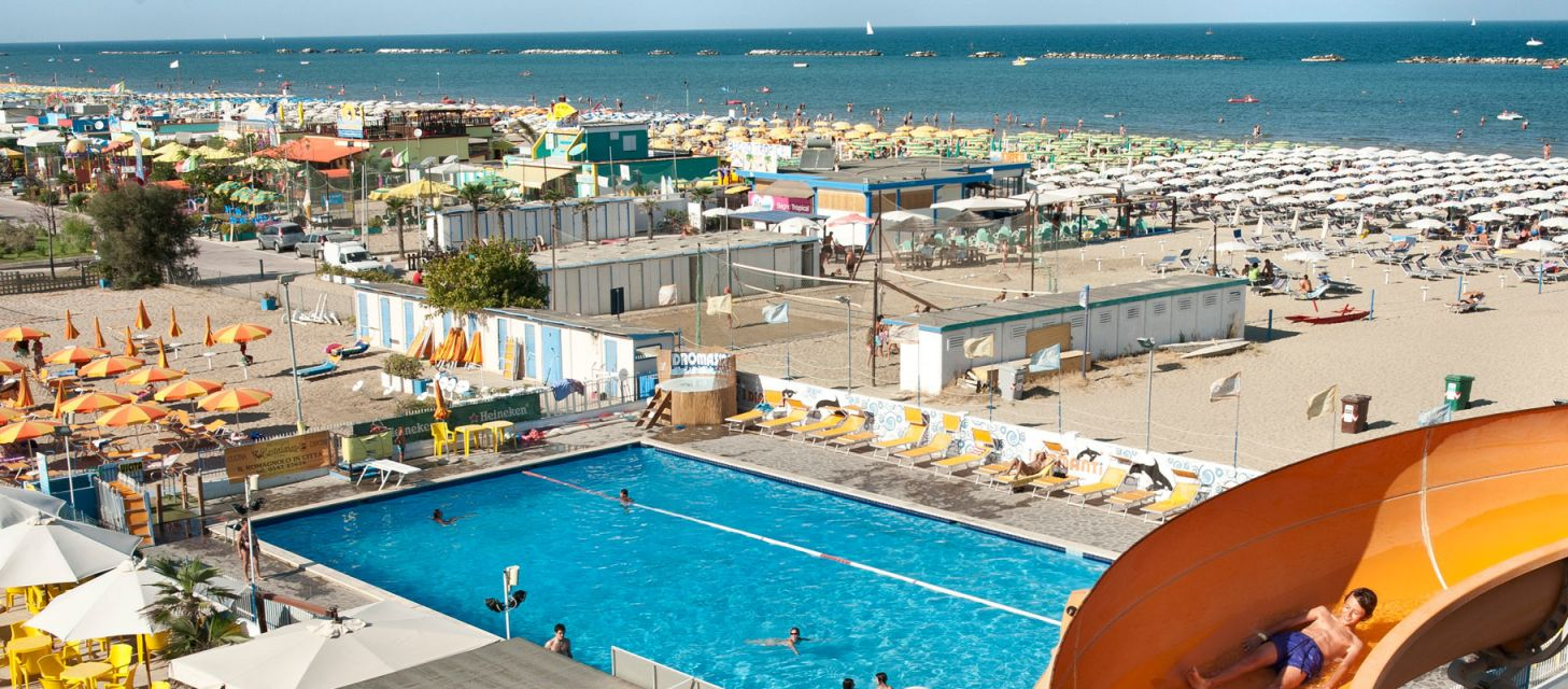 Piscine Diamanti Hotel Atlas Cesenatico